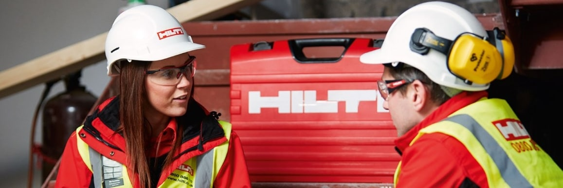 Collaborateurs Hilti