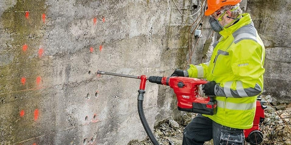 Combi Perforateur burineur Hilti TE60-A36