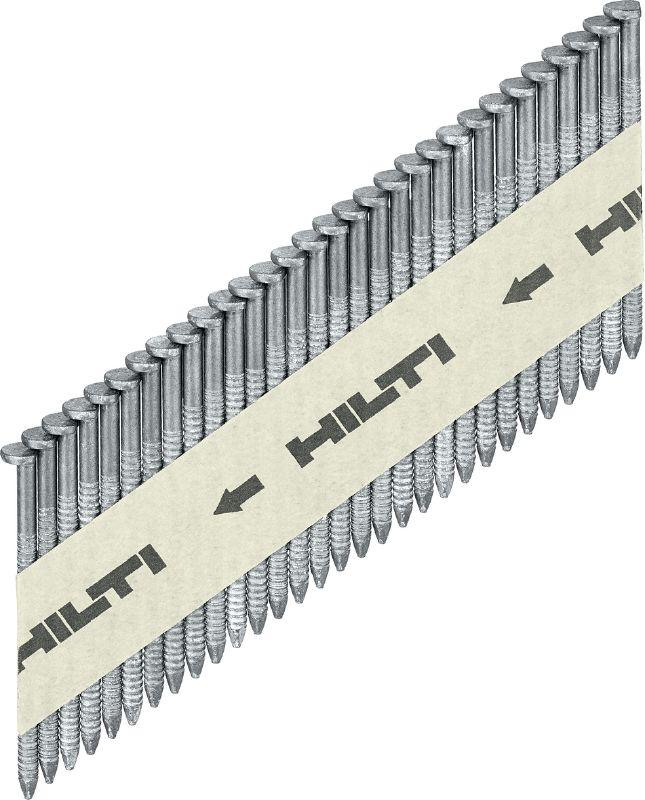 toiture galvanis/és clous que Clout 13 mm pack de 40